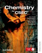 Cover for Chemistry for CSEC 2nd Edition