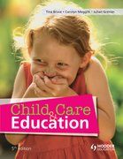Cover for Child Care and Education