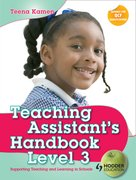 Cover for Teaching Assistant