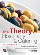Cover for The Theory of Hospitality and Catering