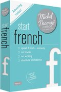 Cover for Start French with the Michel Thomas Method