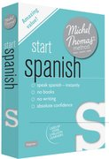 Cover for Start Spanish with the Michel Thomas Method