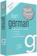 Cover for Start German with the Michel Thomas Method