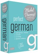 Cover for Perfect German with the Michel Thomas Method
