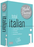 Cover for Total Italian with the Michel Thomas Method