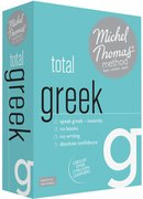Cover for Total Greek with the Michel Thomas Method