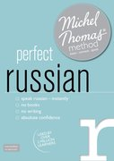Cover for Perfect Russian with the Michel Thomas Method