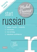 Cover for Start Russian with the Michel Thomas Method