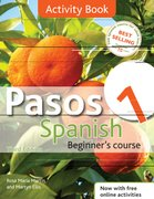 Cover for Pasos 1 Spanish Beginner>