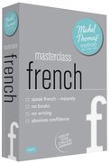 Cover for Masterclass French with the Michel Thomas Method