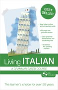 Cover for Living Italian