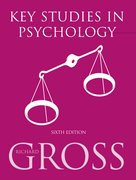 Cover for Key Studies in Psychology