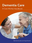 Cover for Dementia Care