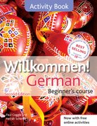 Cover for Willkommen German Beginner