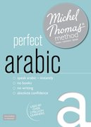 Cover for Perfect Arabic with the Michel Thomas Method