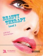 Cover for Level 3 Beauty Therapy For NVQ and VRQ Diploma