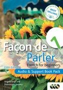 Cover for Facon de Parler 1