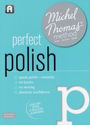 Cover for Perfect Polish with the Michel Thomas Method
