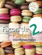 Cover for Facon de Parler 2 - Coursebook