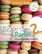 Cover for Facon de Parler 2 - Activity Book