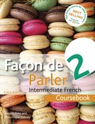 Cover for Facon de Parler 2 - Course Pack