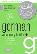 Cover for German Vocabulary Builder+