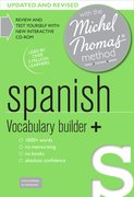 Cover for Spanish Vocabulary Builder+