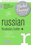 Cover for Russian Vocabulary Builder+