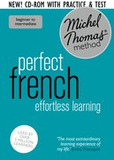 Cover for Perfect French: Revised (Learn French with the Michel Thomas Method)