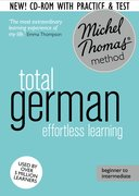 Cover for Total German: Revised (Learn German with the Michel Thomas Method)