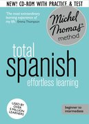 Cover for Total Spanish: Revised (Learn Spanish with the Michel Thomas Method)