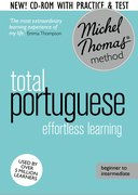 Cover for Total Portuguese: Revised (Learn Portuguese with the Michel Thomas Method)