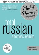 Cover for Total Russian: Revised (Learn Russian with the Michel Thomas Method)