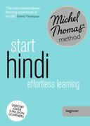 Cover for Start Hindi (Learn Hindi with the Michel Thomas Method)