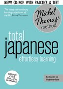 Cover for Total Japanese: Revised (Learn Japanese with the Michel Thomas Method)