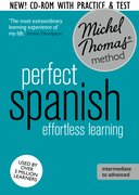 Cover for Perfect Spanish (Learn Spanish with the Michel Thomas Method)