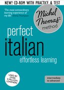 Cover for Perfect Italian: Revised (Learn Italian with the Michel Thomas Method)