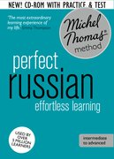 Cover for Perfect Russian With the Michel Thomas Method: Revised