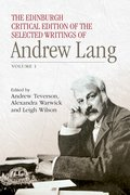 Cover for The Edinburgh Critical Edition of the Selected Writings of Andrew Lang