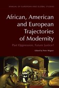 Cover for African, American and European Trajectories of Modernity