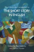 Cover for The Edinburgh Companion to the Short Story in English