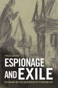 Cover for Espionage and Exile