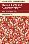 Cover for Human Rights and Cultural Diversity