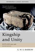 Cover for Kingship and Unity