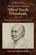 Cover for The Harvard Lectures of Alfred North Whitehead, 1924-1925