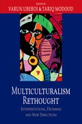 Cover for Multiculturalism Rethought