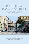 Cover for Post-Liberal Peace Transitions