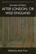 Cover for Richard Jefferies, After London; or Wild England
