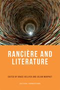 Cover for Rancière and Literature