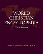 Cover for World Christian Encyclopedia